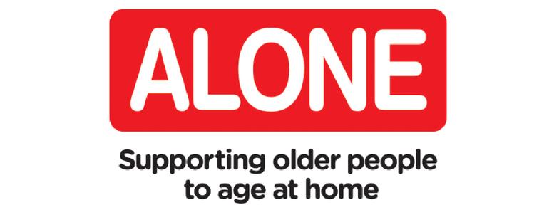 alone logo